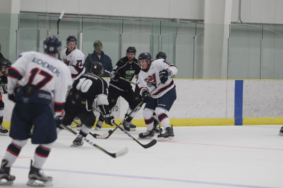 The Voyageurs will spend their Valentine's against the Red Deer College Kings in their next ACAC matchup.