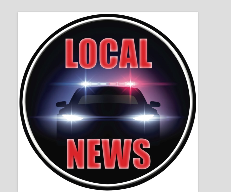 local news police circle generic