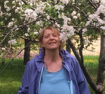 1-Apple Blossom Tree (Front)