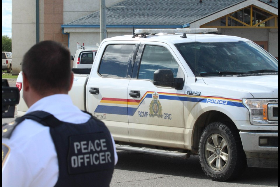 The duties of the RCMP and municipal peace officers in rural Lac La Biche areas has been a topic of recent discussions on crime.        Image: Rob McKinley