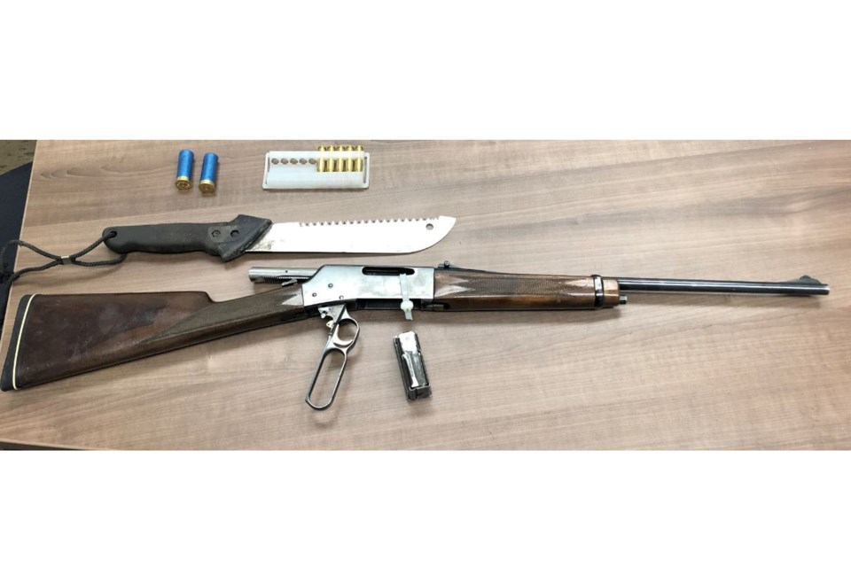 Photo of seized items Elk Point_1
