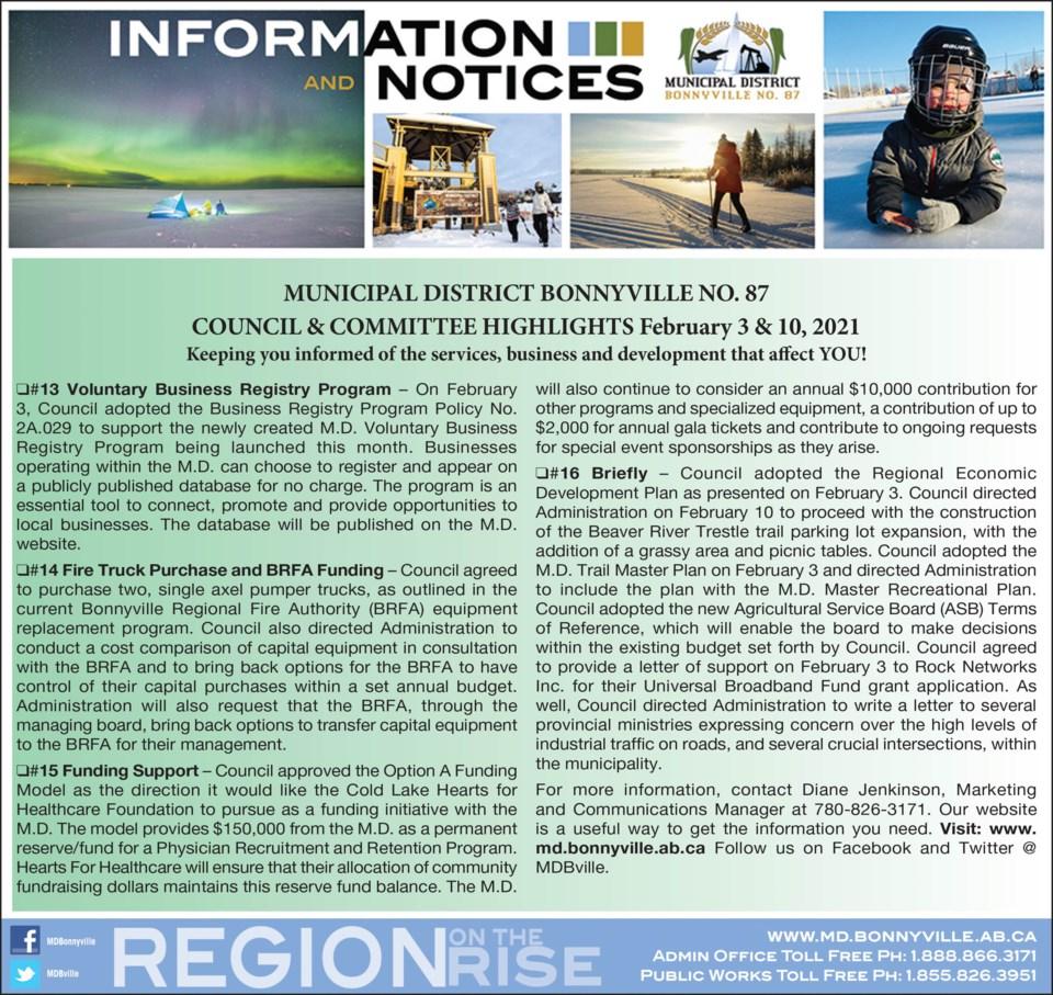 MD BNV Feb 16, 2021 Council Highlights 2