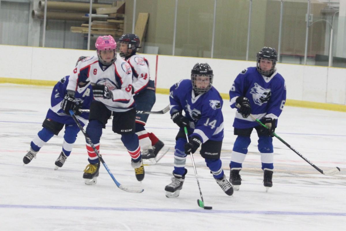 Lac La Biche U-13s beat Cold Lake