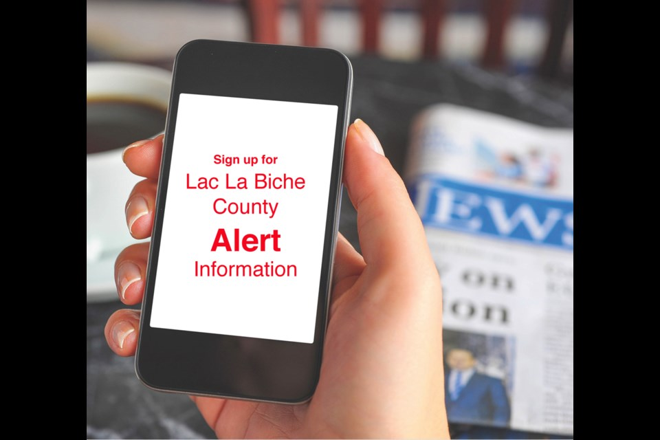 A new emergency alert system is about to be tested in Lac La Biche County. Residents need to register to receive alerts.
