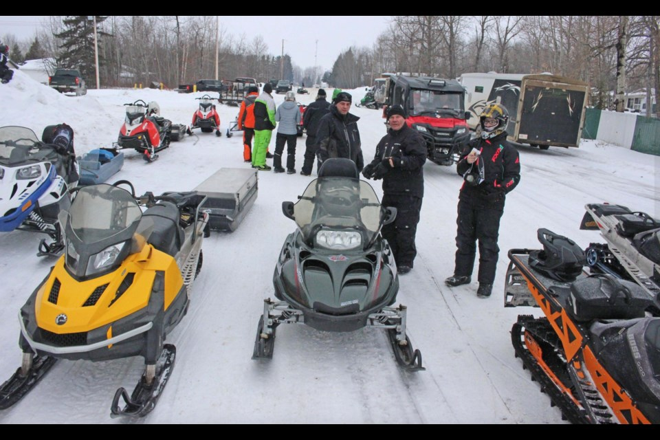 There is a lot of support and enthusiasm for a localized snowmobile trail system. In January of 2019, Rob Kruk and Norm Charest with Lac La Biche's Full Tilt Power Sports & Sales and Off Road Rentals organized their first community trail ride across Beaver Lake and through some well-known backcountry trails. The response was impressive. Subsequent events have drawn good numbers too.    Image Rob McKinley / File