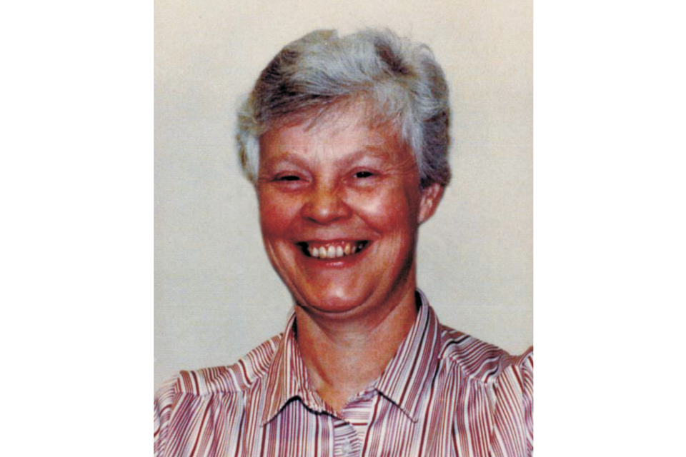 Nurse Jean Clark.       Submitted