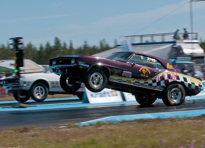 Drag Racing May Be Coming To Bonnyville