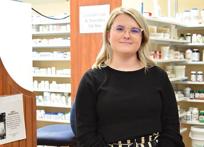 Caitlin McGrath – Pharmacist -Store Manager