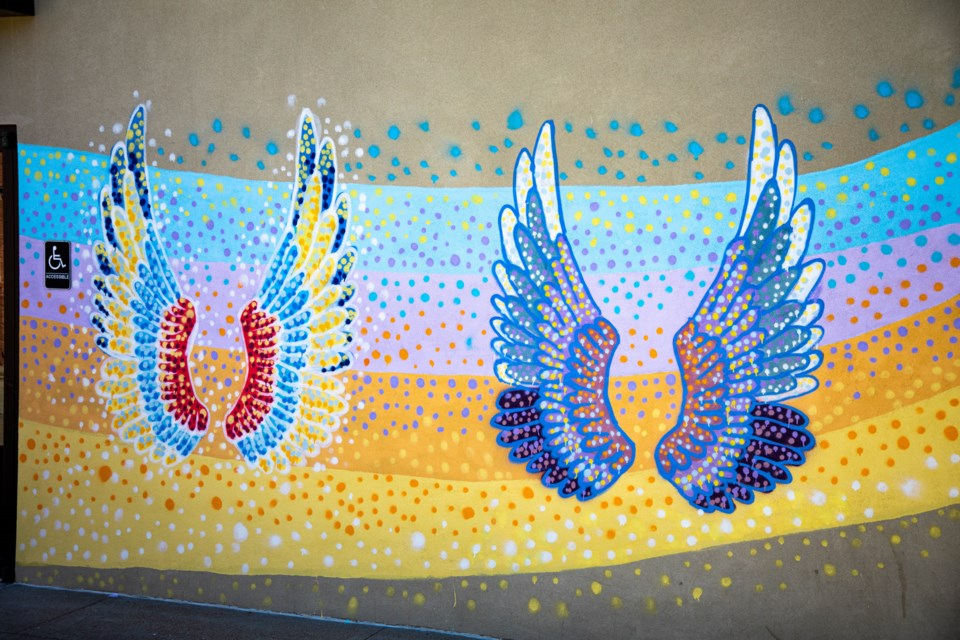 Completed Mural (1 of 2)