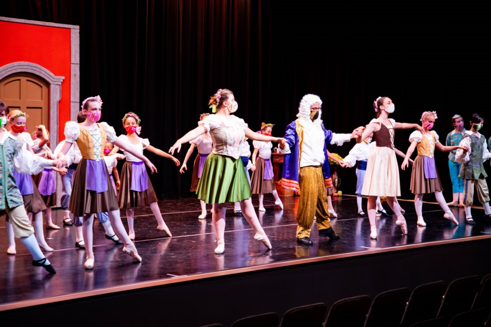 The Centennial State Ballet's Fall Showcase will be The Magic Flute, presented by the Longmont Museum