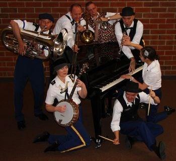 101st Army Dixieland Band