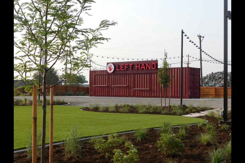 The Garden at Left Hand Brewing