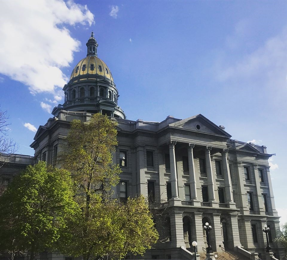 Co State capitol building