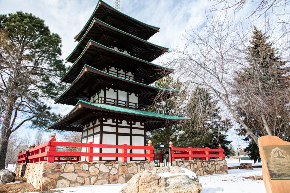 Tower of Compassion - Kanemoto (1 of 1)