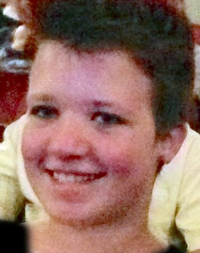 Silvers before she went missing in April, 2014. Photo courtesy of National Center for Missing & Exploited Children website.