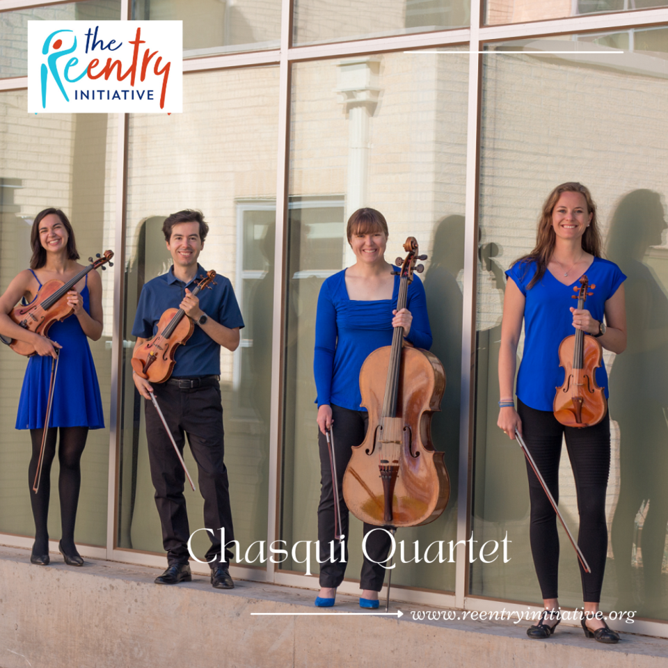 Chasqui Quartet post