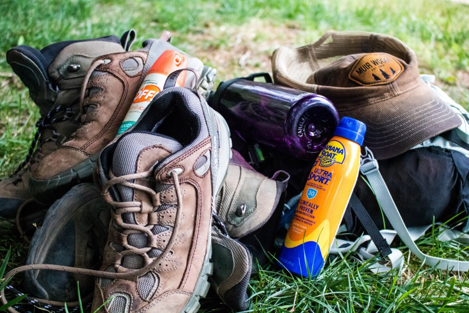 Hiking Gear (1 of 1)
