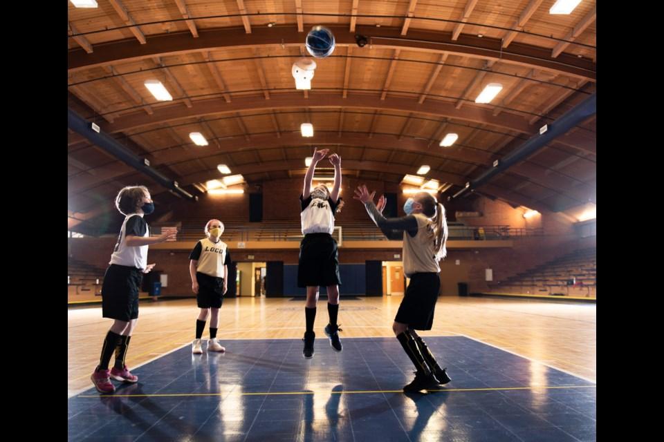 LoCo Girls Basketball League