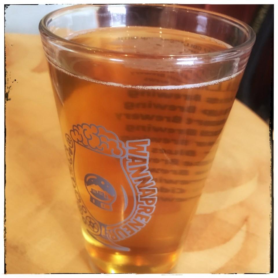 Wannapreneur Beer