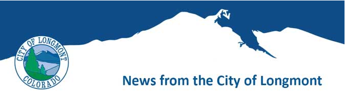 City of Longmont News Header