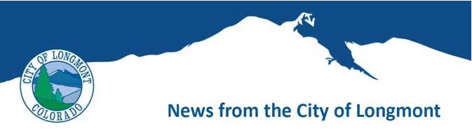 City of Longmont News Header