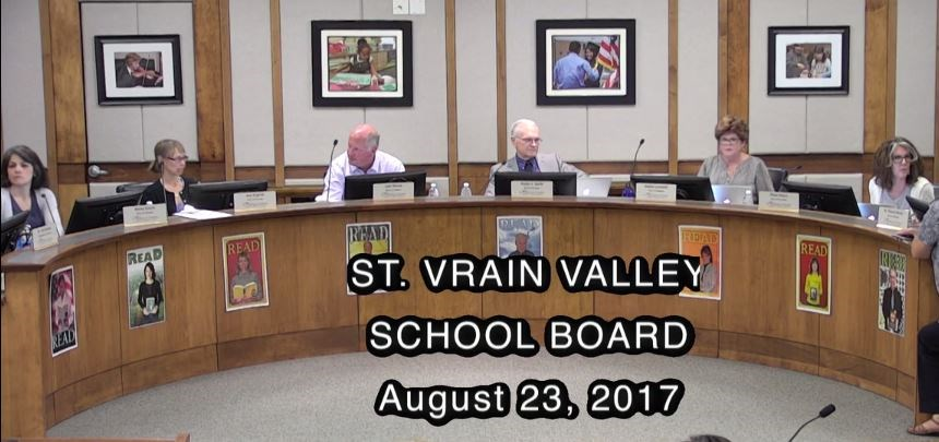 SVVSD School Board