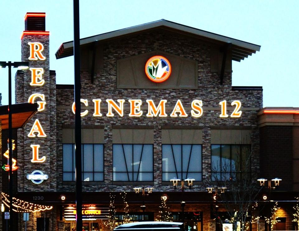 Regal Theater, Movie