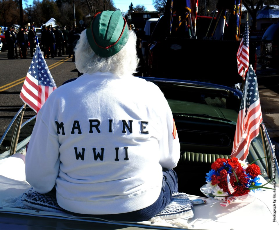 Veterins Day Parade – Longmont, CO.