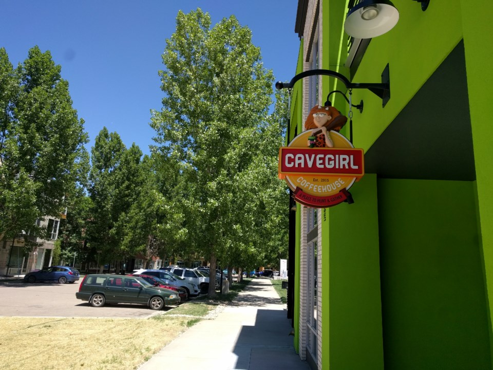 Cavegirl Coffeehouse
