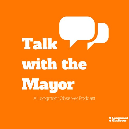 Talk with the Mayor Podcast Logo