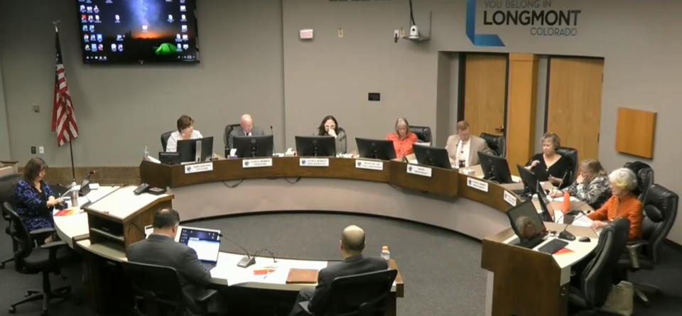 Longmont City Council March 2019