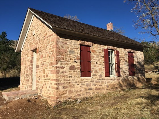 Altona Schoolhouse at Heil valley Ranch