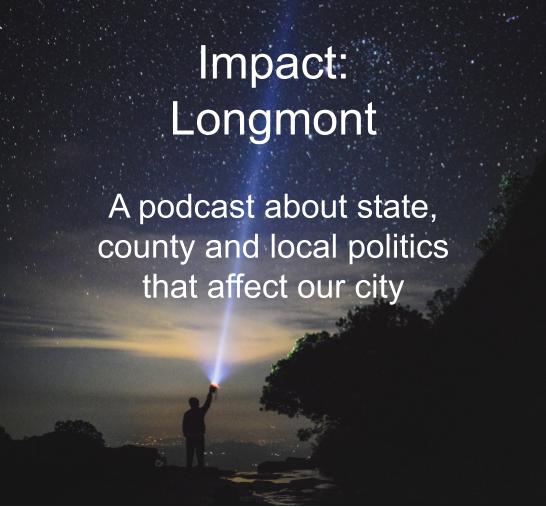 Impact Longmont Logo