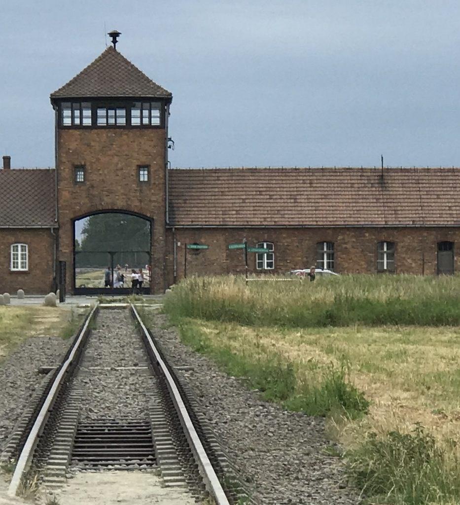 Birkenau. Photo by Carrie Adams.