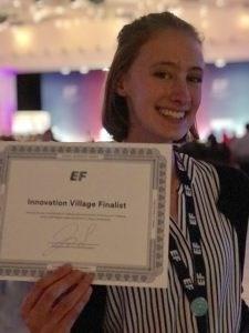 Tess Northcutt Summit Finalist