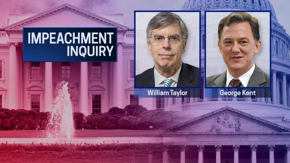 C-Span Impeachment Hearing