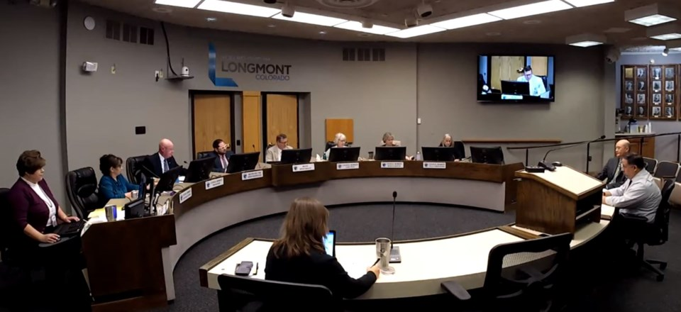 longmont city council from 11-19-2019