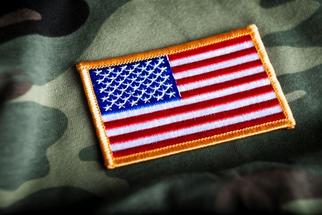 American flag patch 05062020