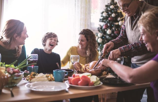 Christmas dinner 12242019
