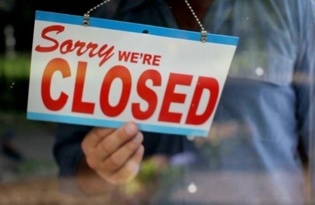 Closed sign 04032020