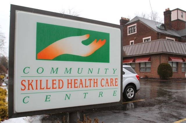 Community Skilled Health Care of Warren has a Medicare.gov rating of five stars. (Photo by William D. Lewis)