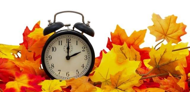 Daylight Saving Time 11012019