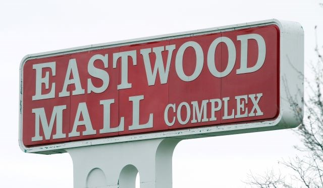 Eastwood Mall sign 01062020