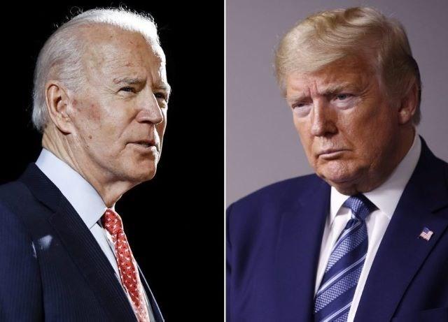 Joe Biden_Donald Trump