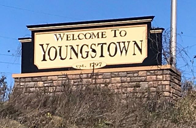 Youngstown sign 11032020