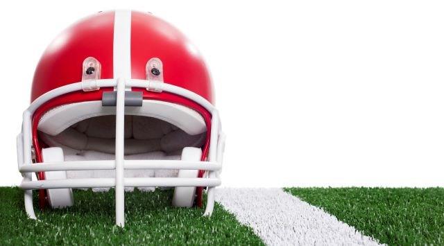 Football helmet 11082019