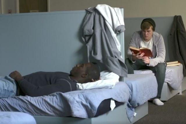 Homeless shelter 03312020