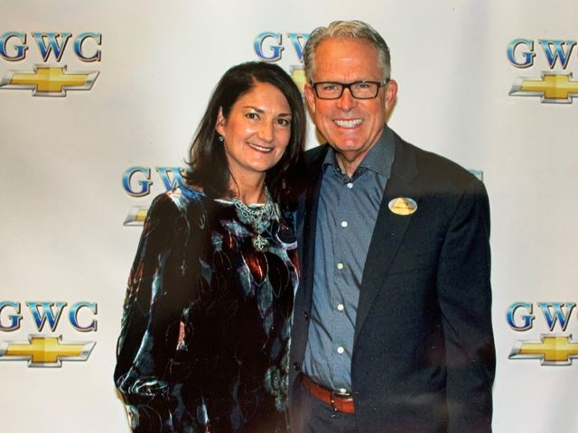 Alice and Greg Greenwood have been named the recipients of the 2021 Spirit of the Red Cross Award by the American Red Cross of Greater Akron and the Mahoning Valley. (Contributed photo)