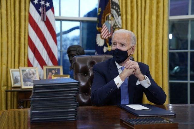 Biden executive orders 01202021