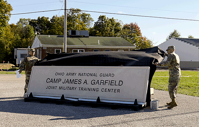 Camp Garfield